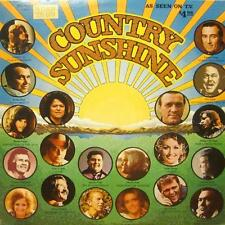Various Country(Vinyl LP)Country Sunshine-Adam VIII-A8R 8011-US-1974-VG+/Ex