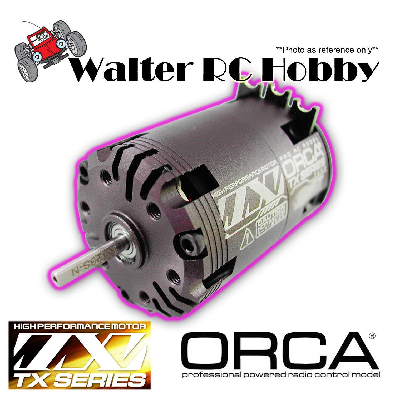 ORCA OTM045TX TX 4.5T Brushless Sensored Motor