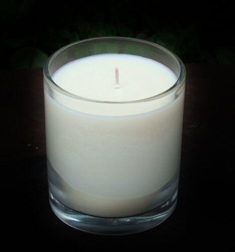 40hr BLACK SEA SALT Beach Fragrances Triple Scented ECO SOY Jar Votive Candle