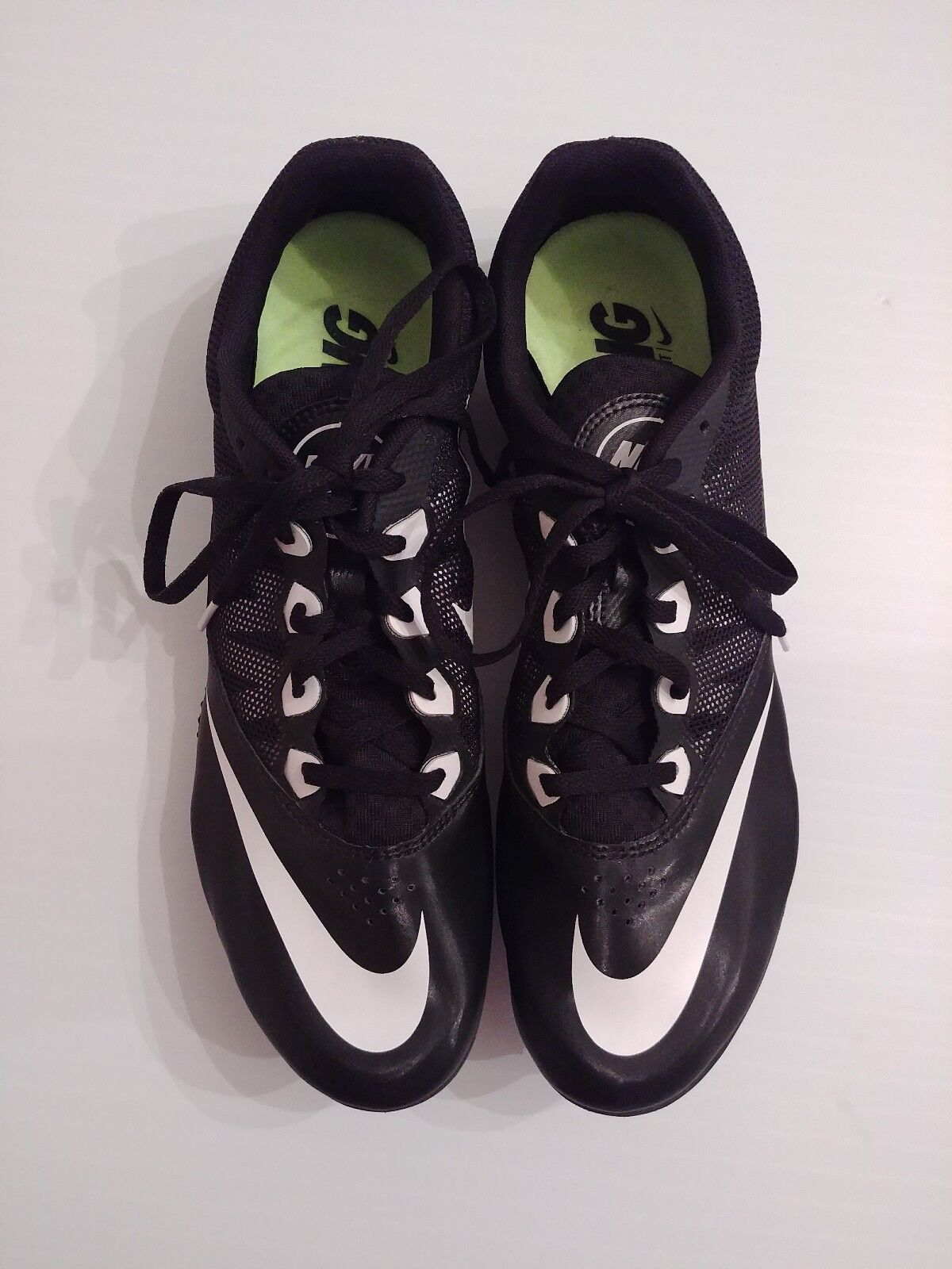Nike Zoom Rival S Shoes Track Spikes 616313-001 Run Racing Sprint Sz 12 New Seasonal price cuts, discount benefits