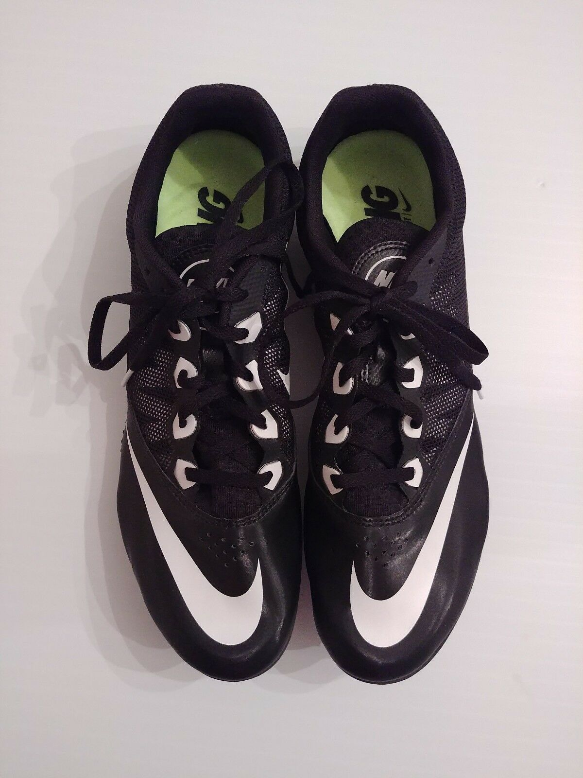 Nike Zoom rival s zapatos Track Sprint spikes 616313-001 Run Racing Sprint Track SZ 1nuevo c2ef74