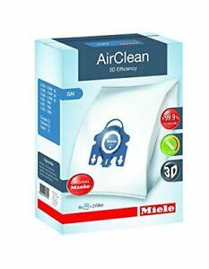 Miele-GN-Vacuum-Bags-3D-AirClean-4-HEPA-Bags-amp-2-Filters-Per-Box