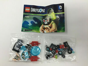 LEGO-Dimensions-DC-Comics-Bane-Fun-Pack-71240-NEW-and-UNBOXED