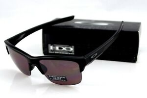 593b9e0c30c Image is loading POLARIZED-New-OAKLEY-THINLINK-Polished-Black-Prizm-Daily-