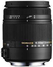 Sigma 18-250mm F3,5-6,3 DC Makro OS HSM Canon NEU