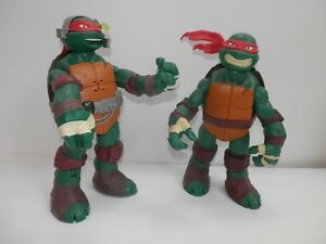 Teenage Mutant Ninja Turtles Raphael 11 Action Figure 2012