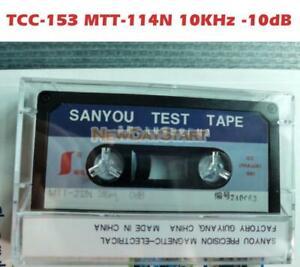 NEW 1pc Test Tape Replace For TCC-153 MTT-114N 10KHz -10dB