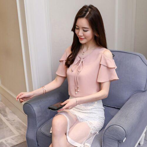 Blusas De Mujer Camisas Blusa Elegante Estilo Casual Nueva Moda Camisa Tops