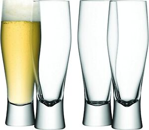 LSA-International-Bar-Collection-400ml-Beer-Glasses-Box-of-4-Clear-B