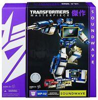 Transformers Hasbro Masterpiece Soundwave Mp 02