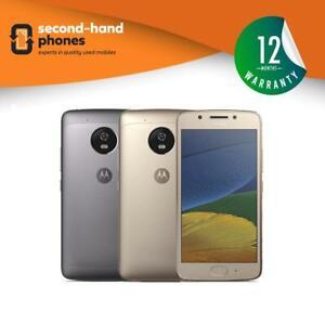 Motorola-Moto-G5S-XT1793-Unlocked-Grey-Gold-Blue-Pristine-034-AMAZING-034-Condition