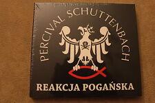 Percival - REAKCJA POGAŃSKA (CD) POLISH RELEASE