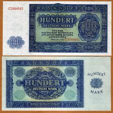 East Germany D.R., DDR, 100 Mark, 1948, P-15, aUNC