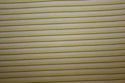 Multicolor Stripe Poplin Print #31 Cotton Lycra Spandex Stretch Woven Fabric BTY