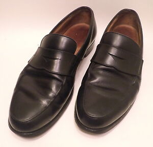 7e94c729c45 Image is loading Crockett-amp-Jones-Poole-Penny-Loafers-9-5-