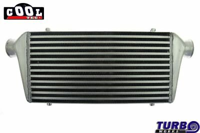 """FITTING 3/"""" BAR AND PLATE NEW SPORT INTERCOOLER MG-IC-104 CORE 600x300x100"""
