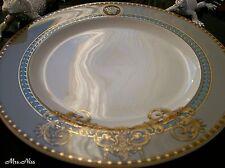 Rosenthal Versace Prestige Gala Bleu 2 x Frühstücksteller 22 cm *NEUWARE & OVP*