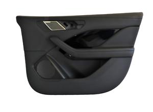 Jaguar-I-Passo-X590-Guida-a-Sinistra-Anteriore-Dx-Interno-Porta-Carta-Modanatura