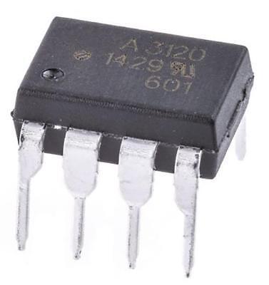 2 x A3120 hcpl 3120 a 3120 ISOLATO preamplificatore MOSFET allo /& IGBT CANCELLO driver 2.5 un INVERTITORE PWM