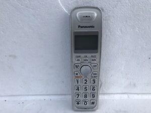panasonic kx tga402 cordless expansion handset phone kx tga402n ebay rh ebay com panasonic cordless phone manual kx-tga402 Panasonic Kx TG4021 Manual