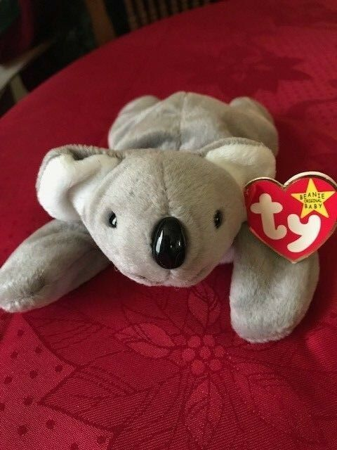 TY Beanie Baby  MEL  the Koala bear  Excellent CONDITION With Tags