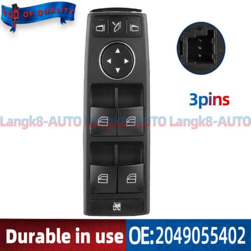 Power Window Switch  For Mercedes Benz  W204 W212 X204 S204 W204 2049055402 New