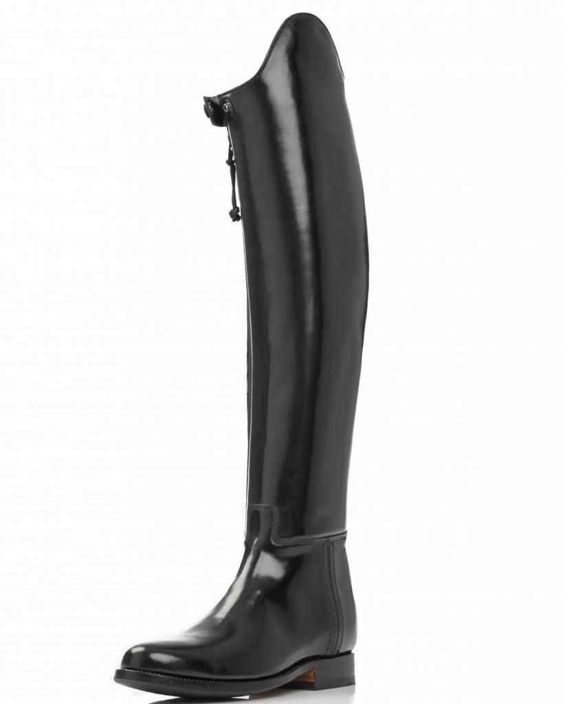 Men Damens Handmade Eventing/Jumping Horse Riding Dress Leder Stiefel UK 3-12