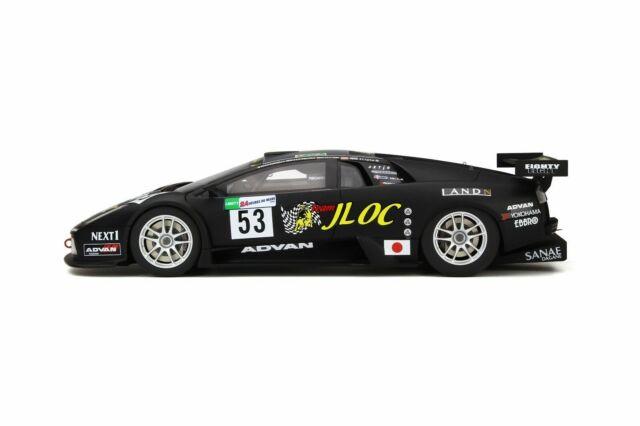 LAMBORGHINI MURCIELAGO R-GT GT SPIRIT GTS18505LM1 LE MANS 2007 1//18