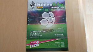 Fohlen Echo Telekom Cup 17/18 in Mönchengladbach mit Bayern.Bremen.Hoffenheim - Mönchengladbach, Deutschland - Fohlen Echo Telekom Cup 17/18 in Mönchengladbach mit Bayern.Bremen.Hoffenheim - Mönchengladbach, Deutschland