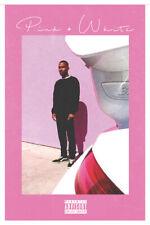 P673 Art Decor Frank Ocean Blond Hip Hop Music Singer Album Cover Silk Poster