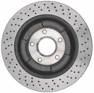 ACDelco 18A1632 Professional Front Disc Brake Rotor Assembly