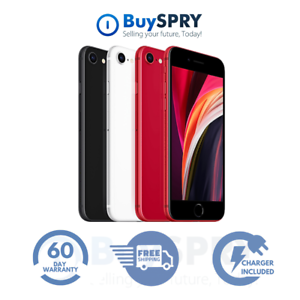 Apple iPhone SE 2nd Gen (2020) 🍎 64GB 128GB 256GB 📱 Fully Unlocked Smartphone