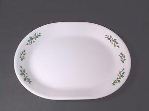 Corelle Winter Holly platter | eBay