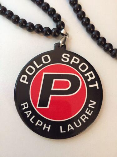 Polo Ralph Lauren Polo Sport Necklace Custom Chain