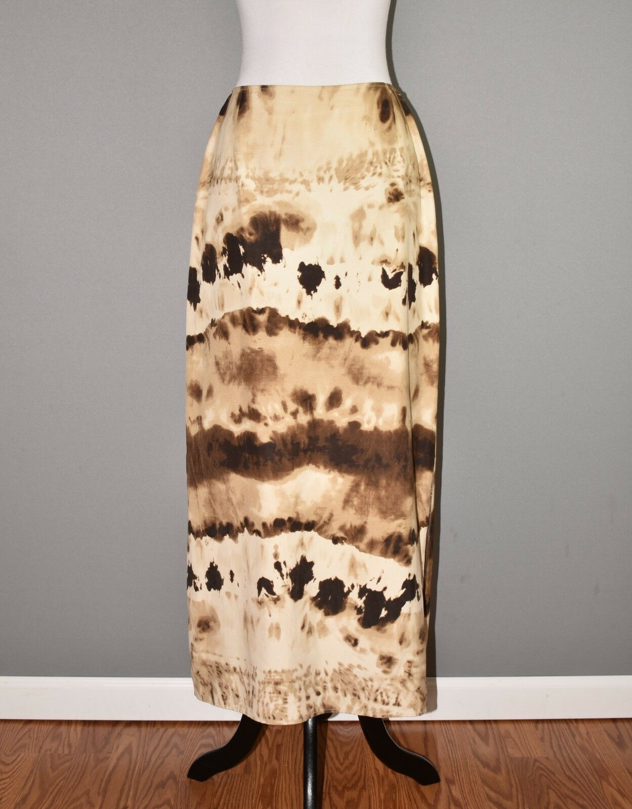 LAFAYETTE 148 NEW YORK  498 Long Silk Maxi Skirt Size 4