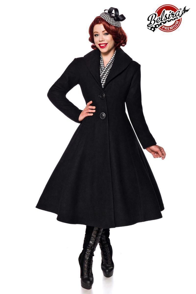 Belsira Damen Mantel Wollmantel schwarz 36 38 40 40 40 42 44 46 48 Retro Vintage   | Qualität zuerst  | Deutschland Frankfurt  | Erste Gruppe von Kunden  | Bekannt für seine hervorragende Qualität  |  Neuer Markt  91931b