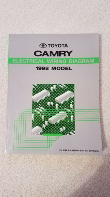 Toyota Camry 1998 Electrical Wiring Diagram