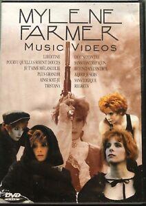 DVD - MYLENE FARMER - MUSIC VIDEOS VOL 1