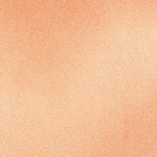 DQT Raso Tinta Unita Corallo Solid Cravatta Classica da Uomo /& Fazzoletto Set Matrimonio