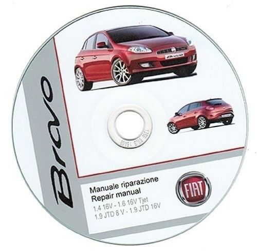 manuale officina workshop manual Fiat Bravo My 2007--/>