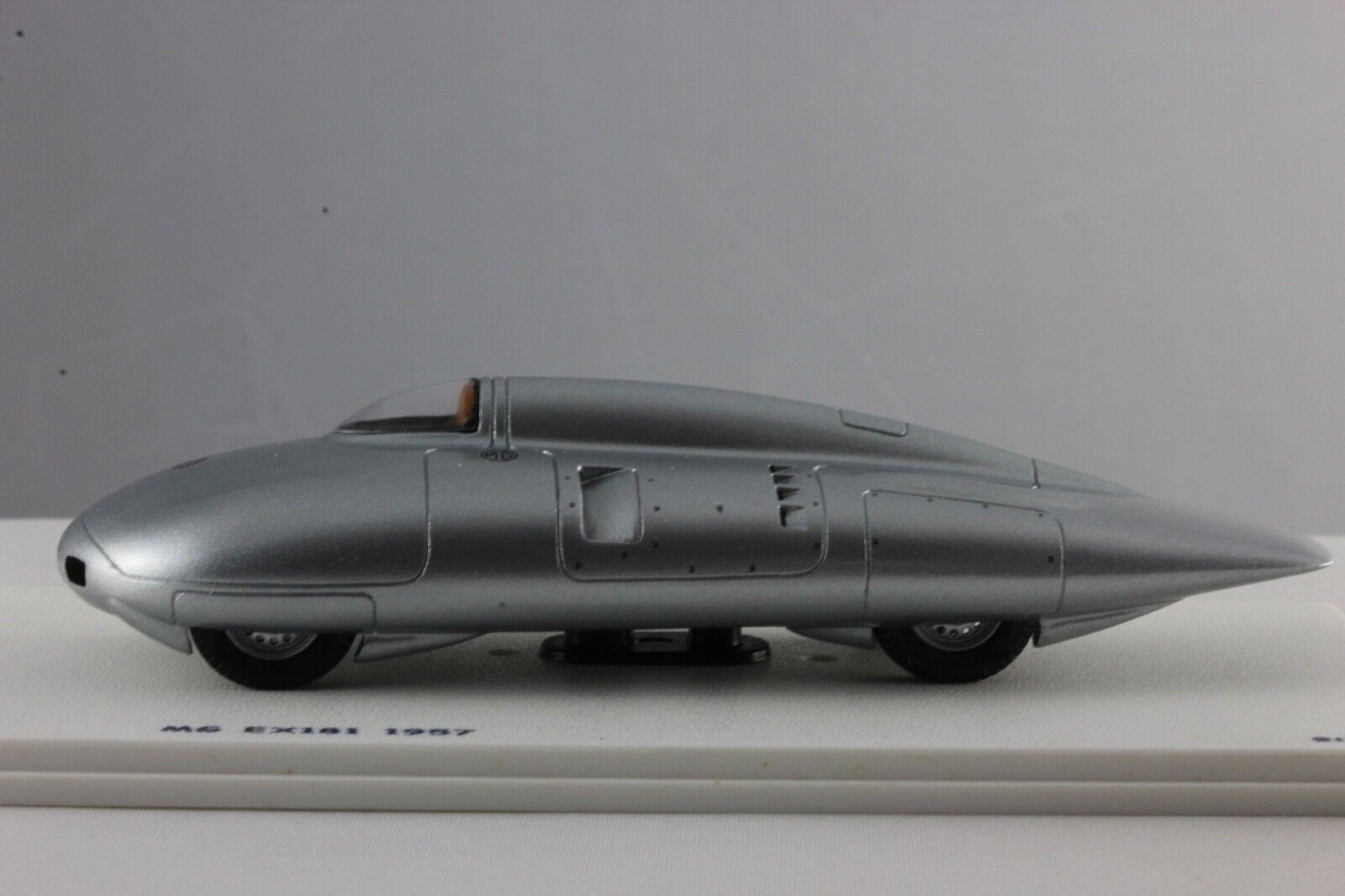 BIZARRE MG EX 181 1957 RECORD D'électricité ligne Streamliner 1 43 Bizarre bz455