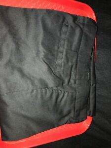Women-s-Barco-Work-Uniform-Pants-Skinny-Fit-Straight-Leg-Black-Size-8-Reg