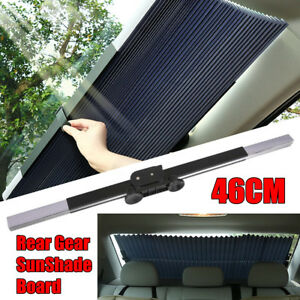 46CM-Universal-Retractable-Car-Rear-Window-Sun-Shade-Protector-Board-Adjustable
