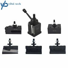 Quick Change Bxa 250 222 Wedge Type Tool Post Holder Set For Cnc Lathe 10 15