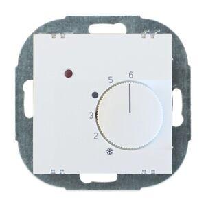 Raumtemperaturregler, 230 V, passend für GIRA System 55 E2, JUNG AS 500, uvm.