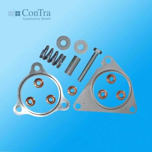 Montagesatz DPF SEAT Exeo 3R 2.0 TDI 88-125kW CAHA,CJCC,CAGA,CJCA,CAGC,CGLB 08