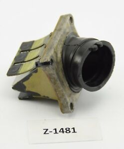 Honda-CR-125-JE01-93-97-Ansaugstutzen-Ansauggummi-Vergasermembran-56574334