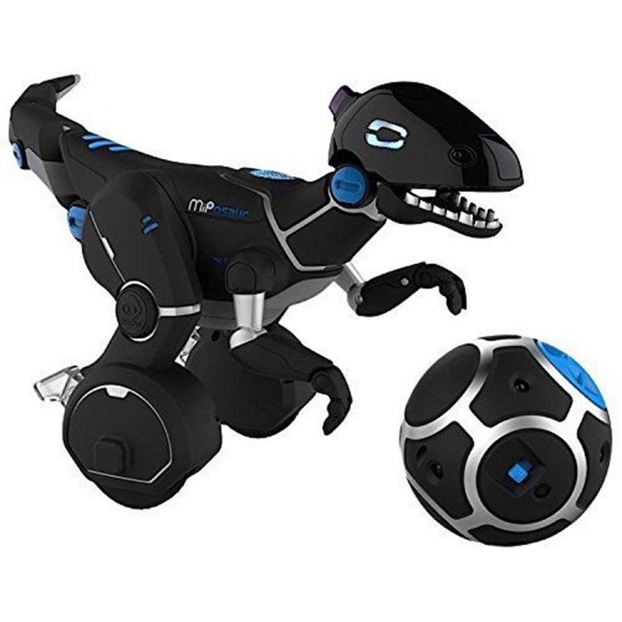 WowWee miposaur e traccia palla-dinosauro interattivo Robot giocattolo