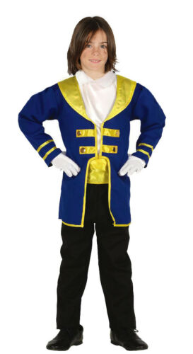 Jungen Biest Kostüm die Schöne und das Biest Kostüm Prinz Outfit Alter 3-12 Neu