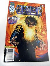 Comic Book - GENERATION X January #11 Chamber Stands Alone X-Men Deluxe
